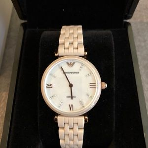 AR1498 - Emporio Armani Women's Ceramica Watch